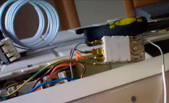 Ремонт холодильников - ремонт термостата